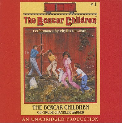 [CD] The Boxcar Children By Warner, Gertrude Chandler/ Newman, Phyllis (NRT)